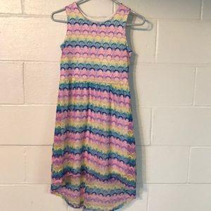 Colorful Girls Dress